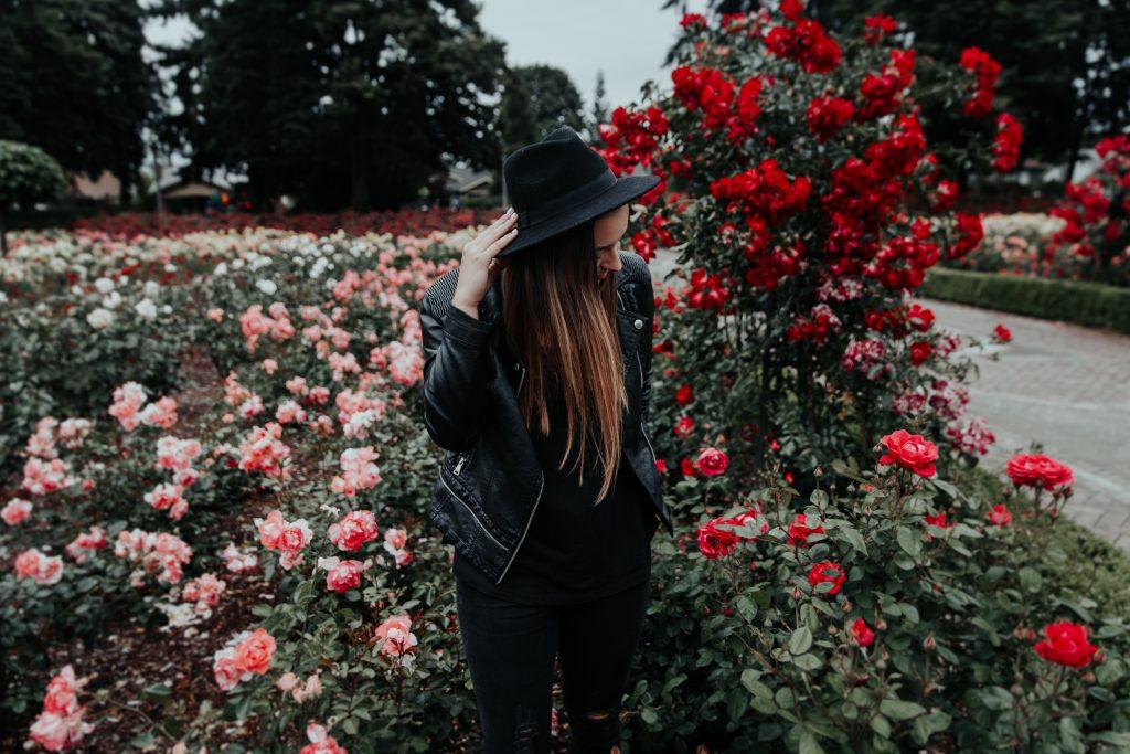 rozen in mei